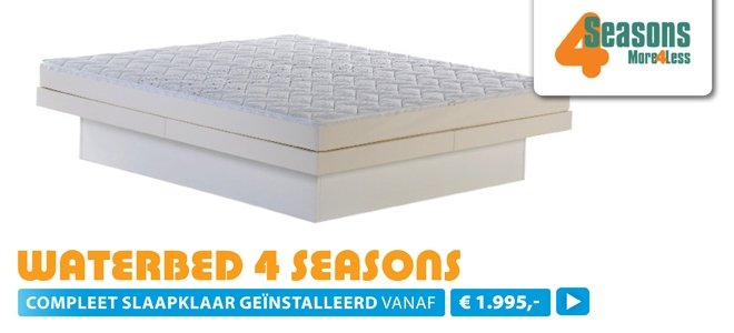 Waterbed 4 Seasons