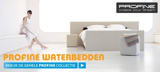 profine waterbedden