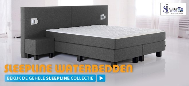 sleepline waterbedden